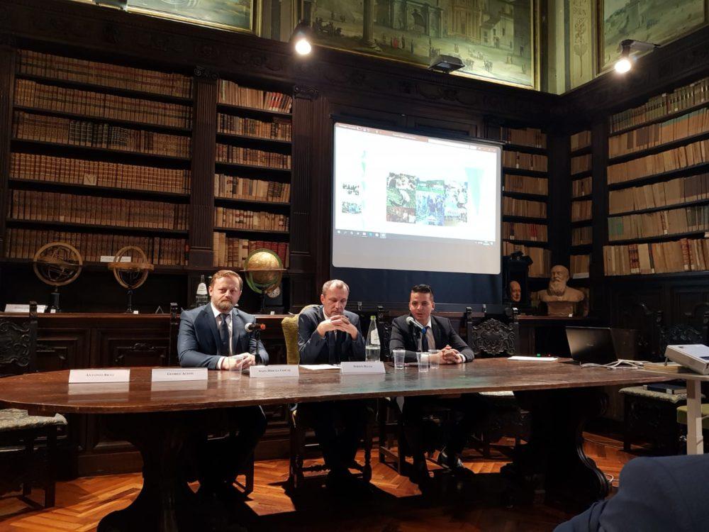 Migrația și mobilitatea umană în Europa, conferință internațională coorganizată de ASSOC la Roma