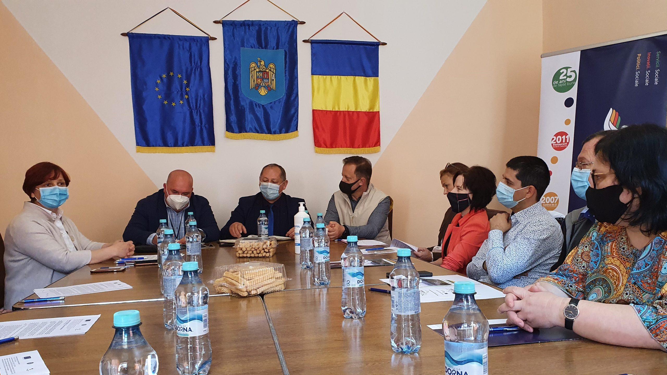 Lansare proiect – Servicii integrate în Comuna Ileanda
