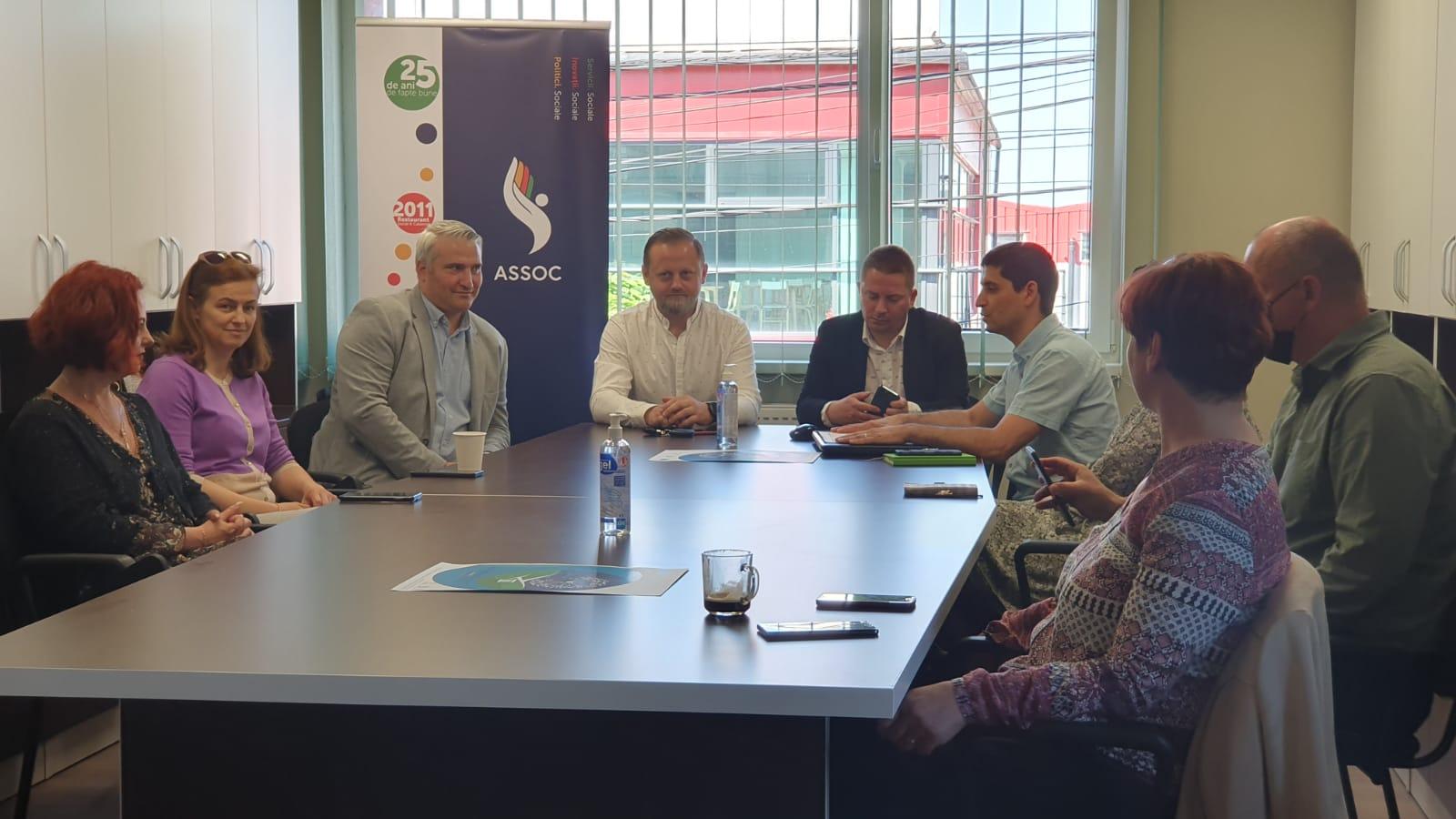 COMUNICAT DE PRESĂ LANSARE PROIECT: ASSOC contribuie la dezvoltarea comunității din Baia Sprie prin măsuri integrate