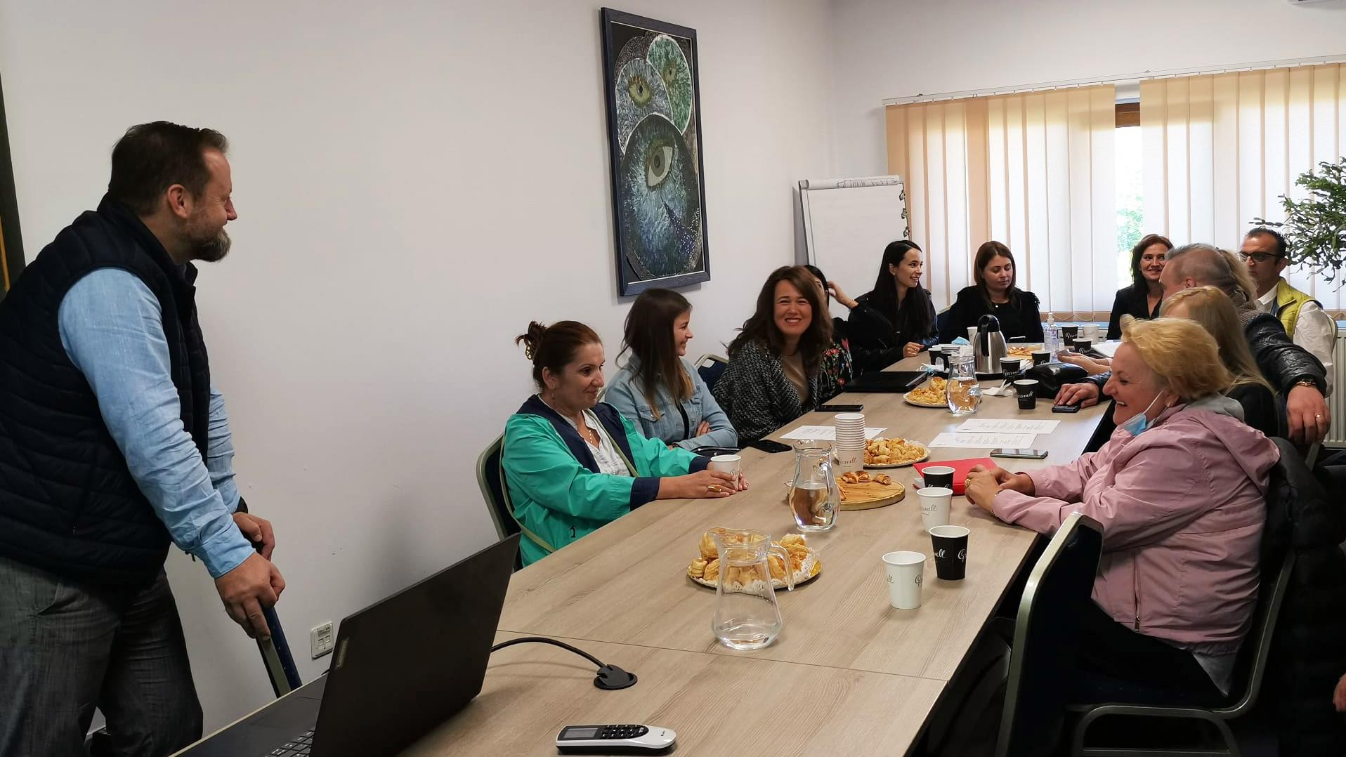 Start pentru o colaborare cu Asociația 5S din Muntenia